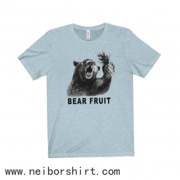93a8b2062a181 Bear Fruit T Shirts Odg Apparel