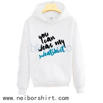 You Can Wear My Hoody Jacob Sartorius Merch 14 Hoody Tee Shirt