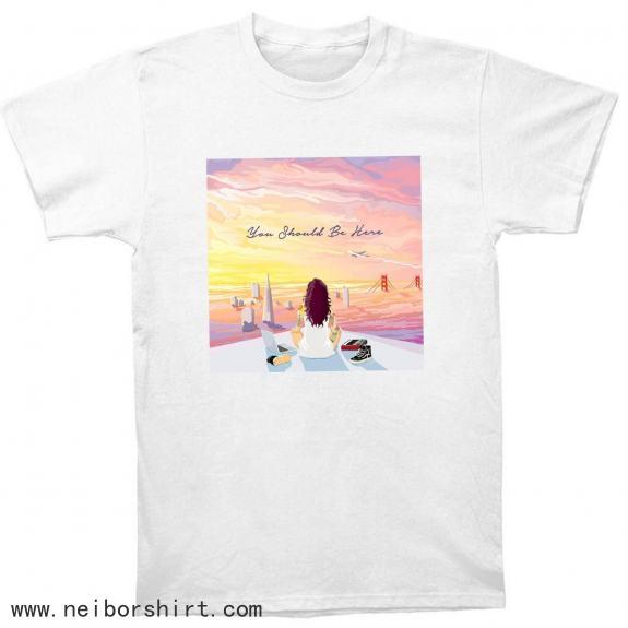 Kehlani You Should Be Here Tshirts Cd Vinyl Poster Tshirts New